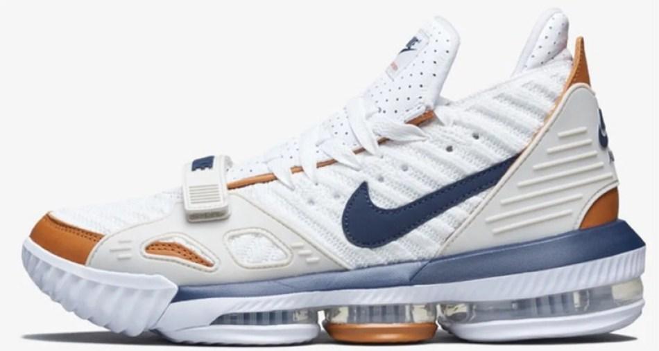 """ef9a19b6609 Nike LeBron 16 """"Medicine Ball"""" Nike LeBron 16"""