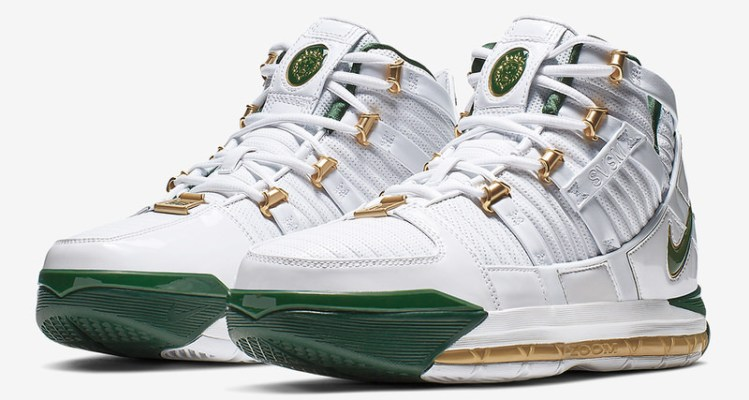 best website 080c4 989ad Nike LeBron 3