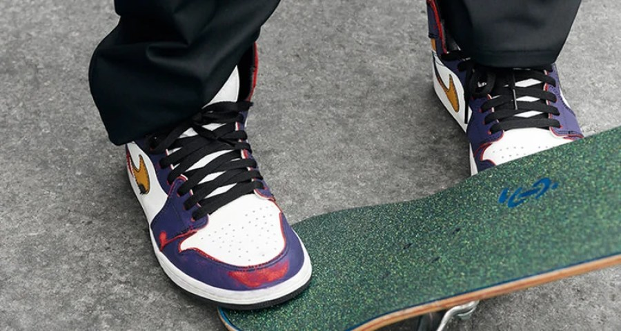 buy popular c087e e4be8 Jordan Brand Highlights Air Jordan 1's Skateboarding History | Nice ...