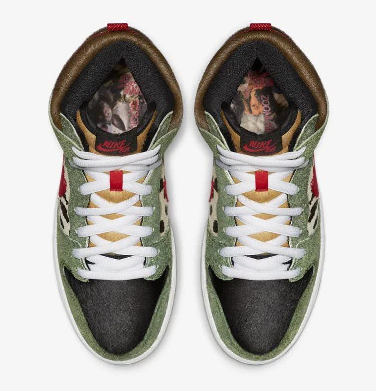 """Nike SB Dunk High """"Walk the Dog"""""""