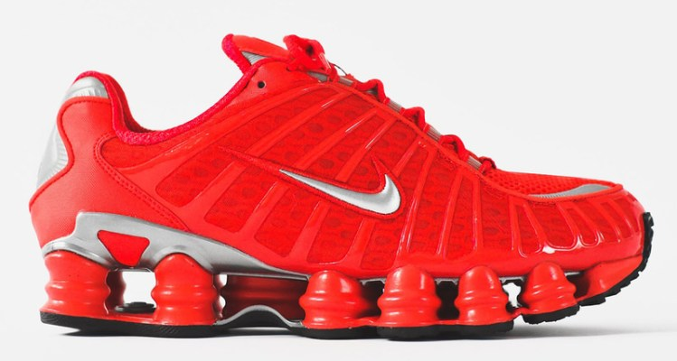 "Nike Shox TL ""Speed Red"""