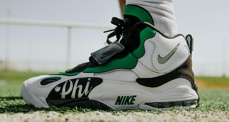 72bf875c074 Nike Air Max Speed Turf Honors the Philadelphia Eagles | Nice Kicks