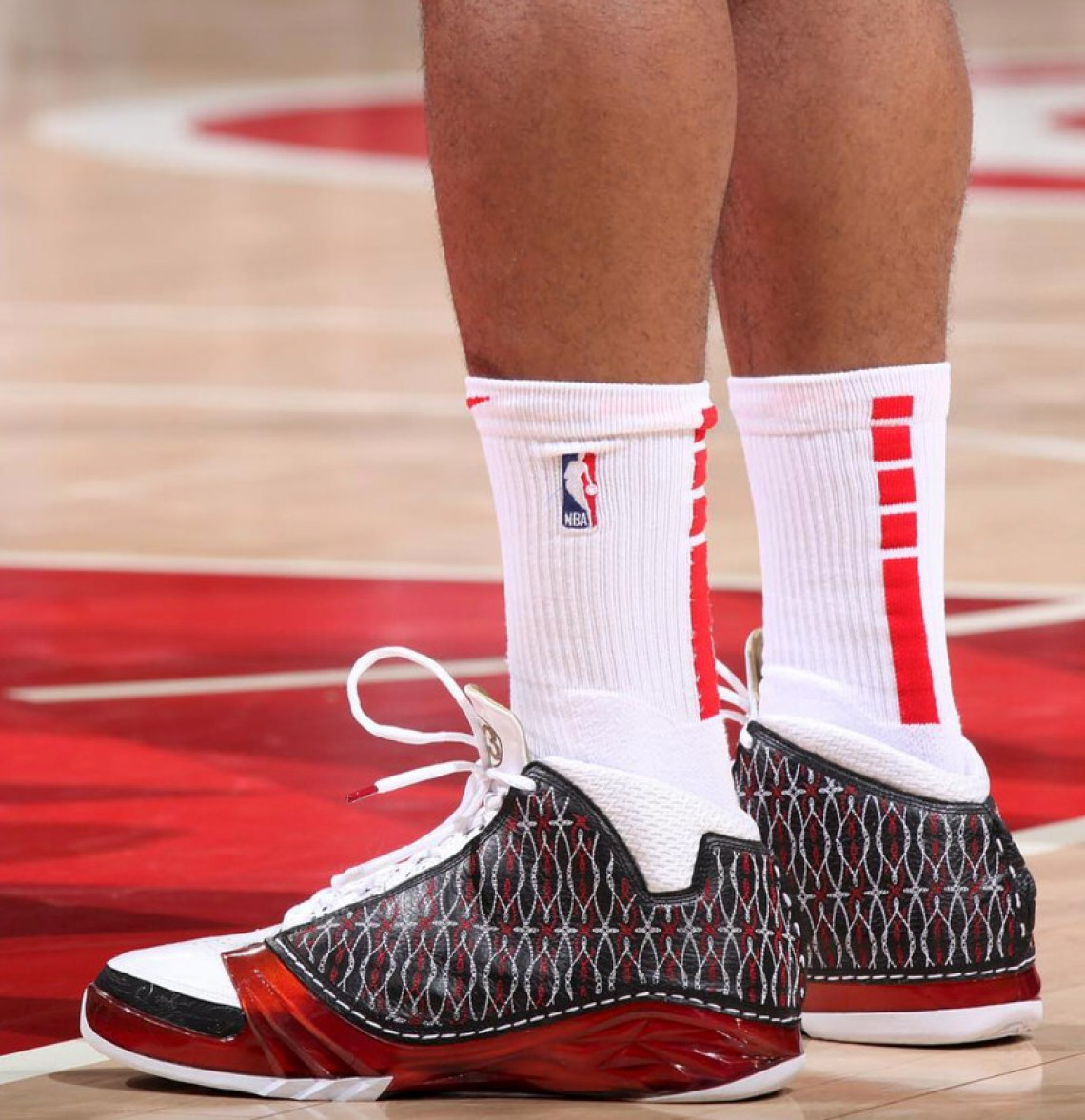 aa1abaf6713c ... PJ Tucker in the OG Air Jordan XX3 (photo by Jasear Thompson NBAE via  Getty Images via Sole Collector) ...