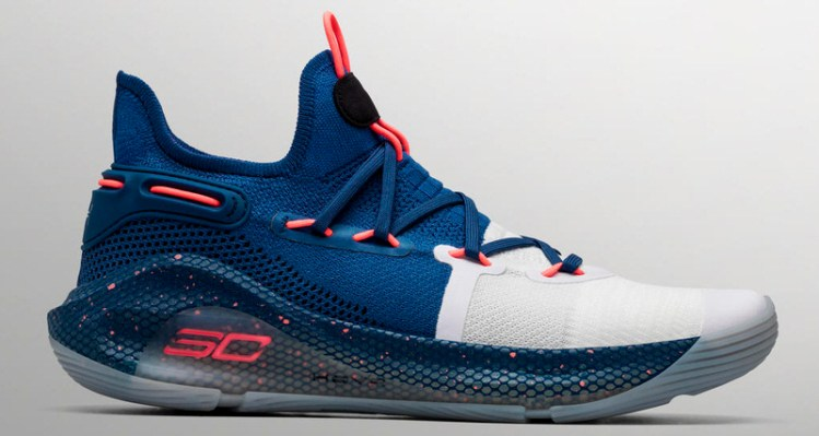 "Under Armour Curry 6 ""Splash Party"""