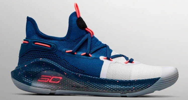 """Under Armour Curry 6 """"Splash Party"""""""