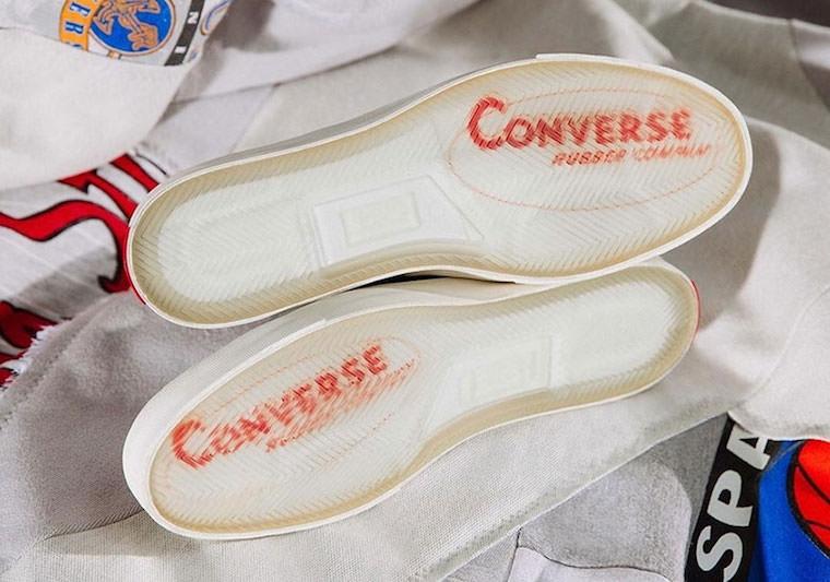 Footpatrol x Converse Collection