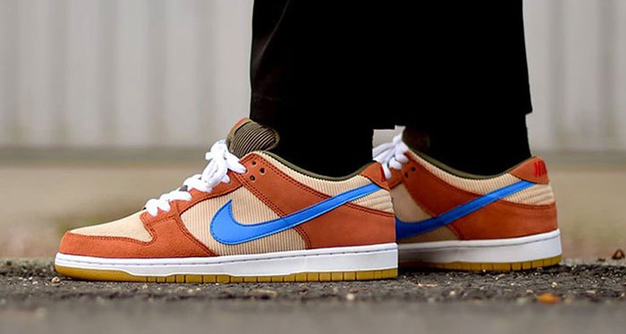 """quality design 90c69 e9d72 The Nike SB Dunk Low """"Corduroy"""" is a Nod to the Mid  00s"""