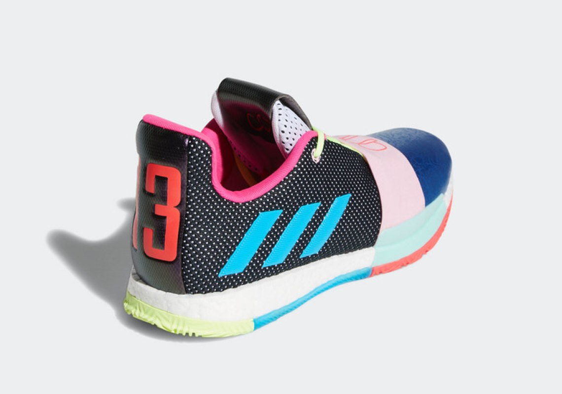 "adidas Harden Vol. III ""Different Breed"""