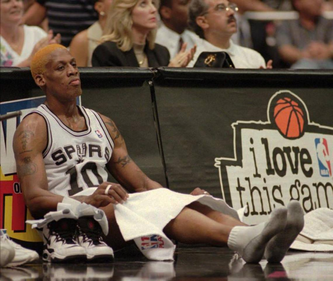 78541de445bf The NBA Icons That Defined On Court Style Over the Last 25 Years ...