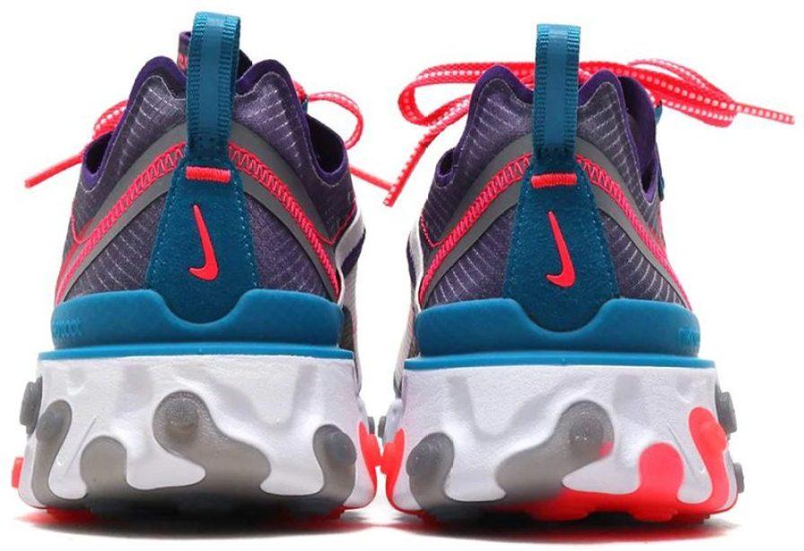 """Nike React Element 87 """"Red Orbit"""""""