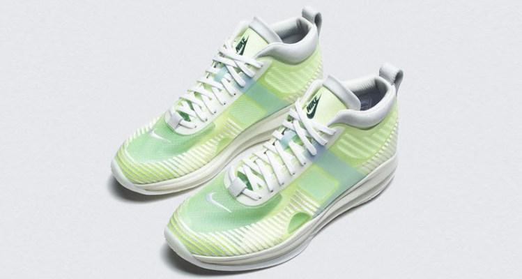 "52e806c956a4 John Elliott x Nike LeBron Icon Gets Vibrant in ""Volt"""