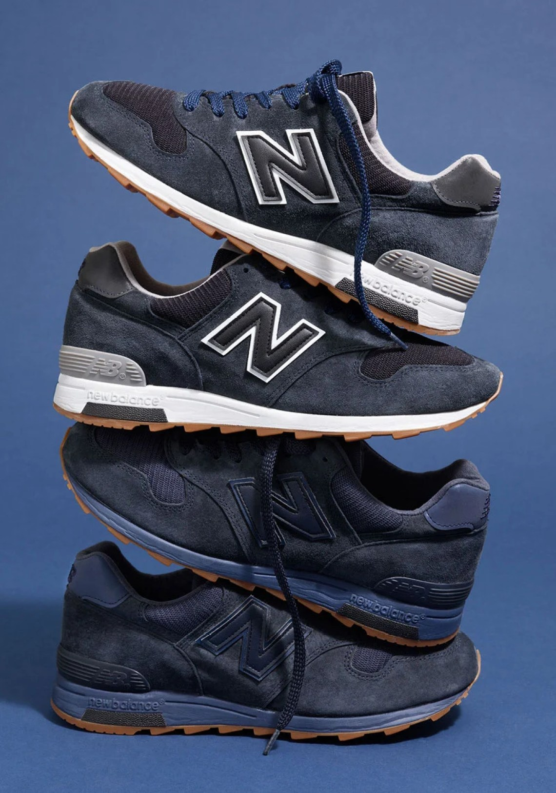 "J.Crew x New Balance 1400 ""Midnight"" Pack"