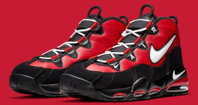 "Nike Air Max Uptempo 95 ""Away"""