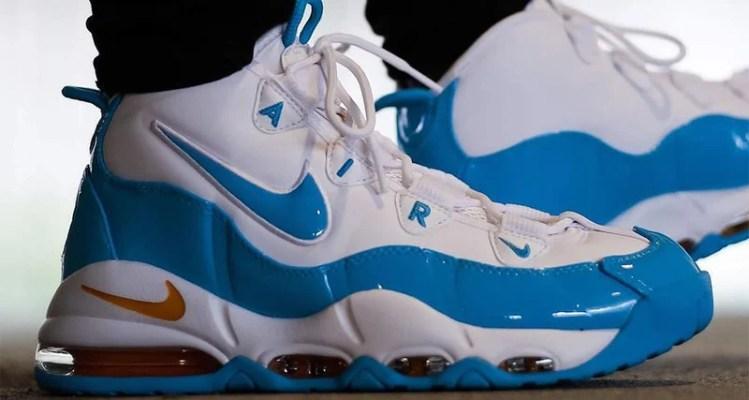 "Nike Air Max Uptempo 95 ""Blue Fury"""