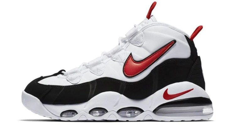 "Nike Air Max Uptempo 95 ""Bulls"" OG Back for the First Time"