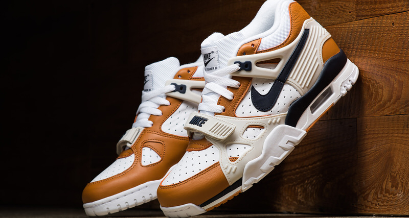"""7240137ad9f48 Bo Jackson s Classic Nike Air Trainer III """"Medicine Ball"""" Back for Another  Run"""