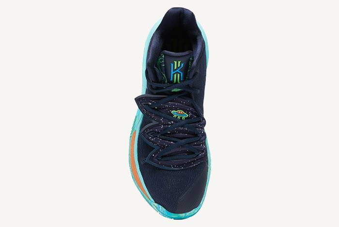 e5efa0fdeabece Nike Kyrie 5 Goes Intergalactic with