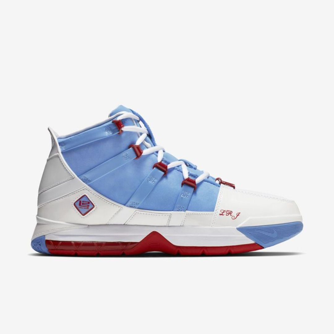 "Nike Lebron III ""Houston Oilers"""