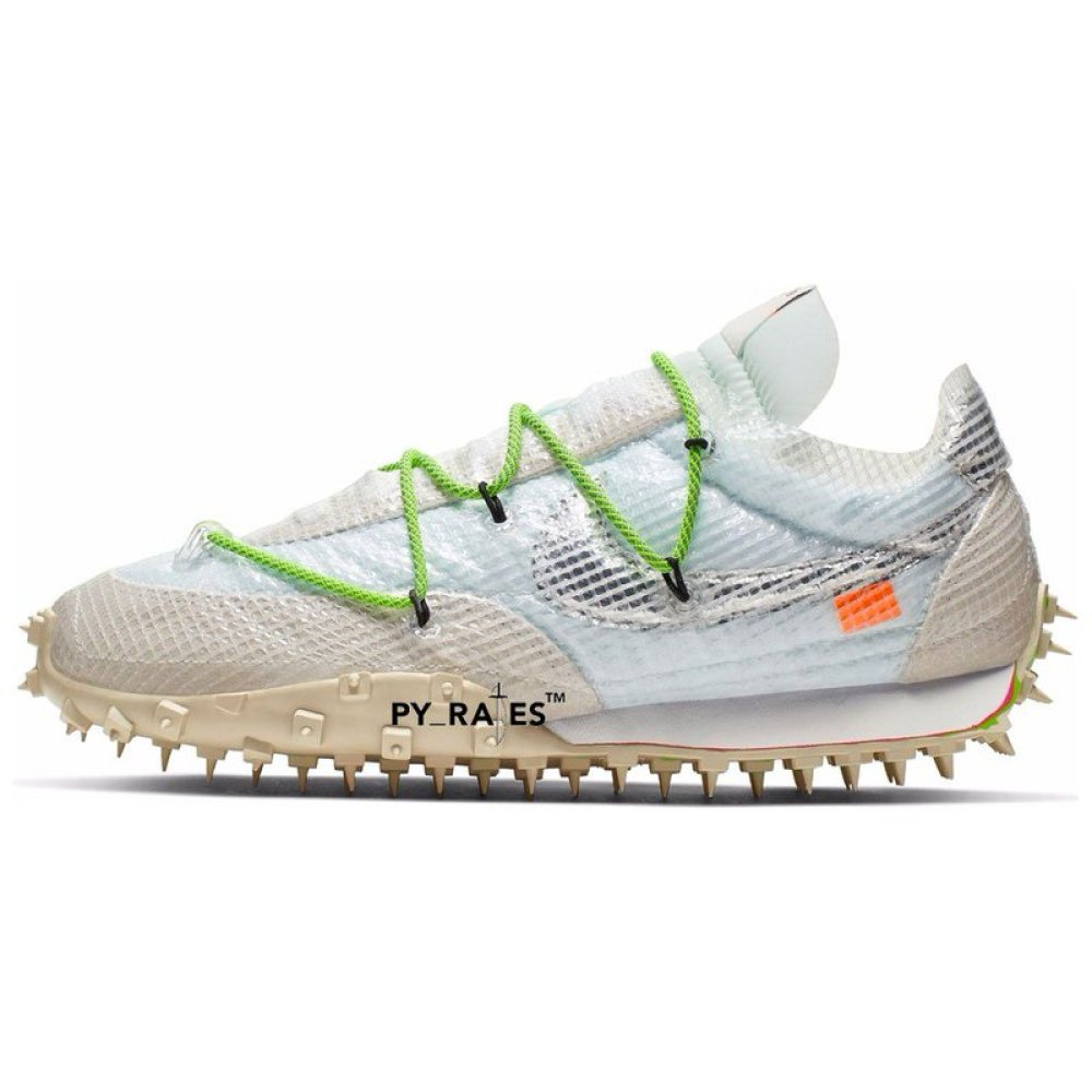 size 40 c408d 4d5f1 The Off-White x Nike Waffle Racer does not have an official release date  yet but is said to be launching in women s sizes for  150.