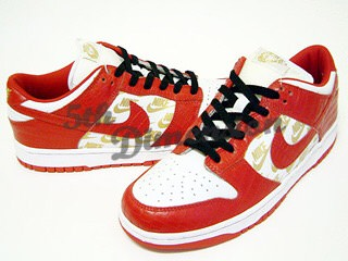 Rejected Supreme x Nike SB Dunk Low Sample (2003)