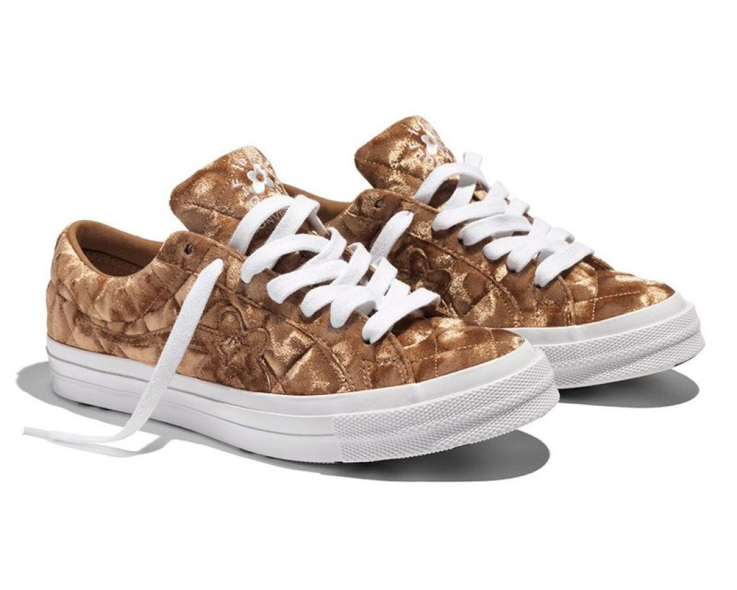 b6ebac06 What Tyler the Creator's Latest Converse Collab Looks Like On Foot ...