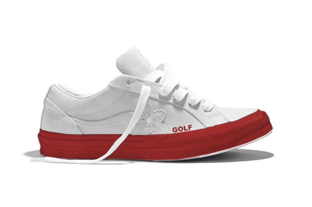 Golf le Fleur x Converse One Star - Unreleased