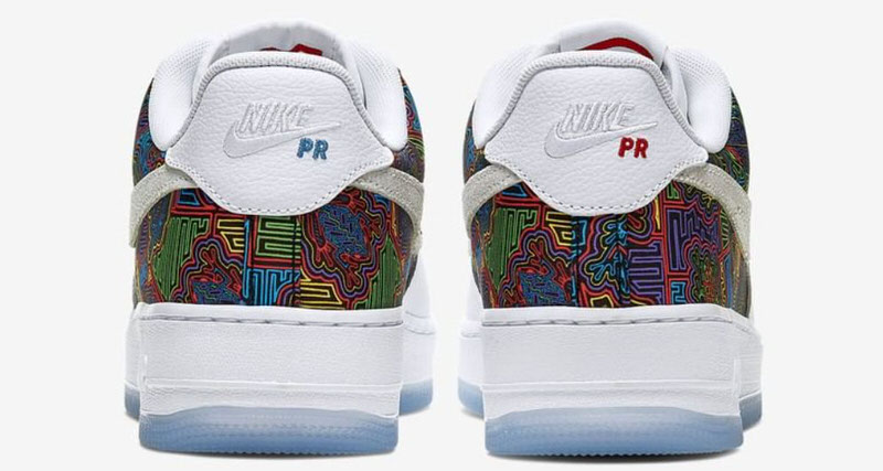 """eefcd0bbd5 Nike Botches Latest """"Puerto Rico"""" Air Force 1, Clark Kent Sets the Record  Straight"""
