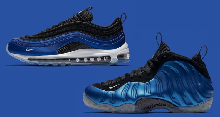 "pretty nice 2e47b b88d6 Nike Air Max 97 ""Foamposite"" Pays Tribute to Prized Penny Pair"