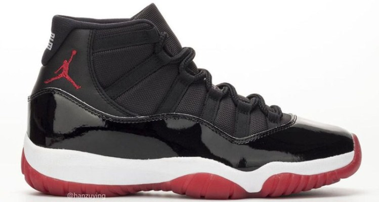 "a83a6f1354 The Best Look at Air Jordan 11 ""Playoff"" 2019 Yet"