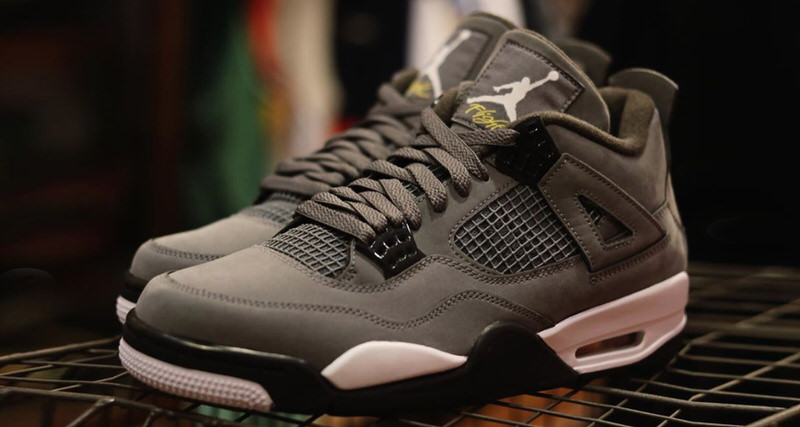 "on sale a5689 ec00d A Closer Look at the Air Jordan 4 ""Cool Grey"" Retro"
