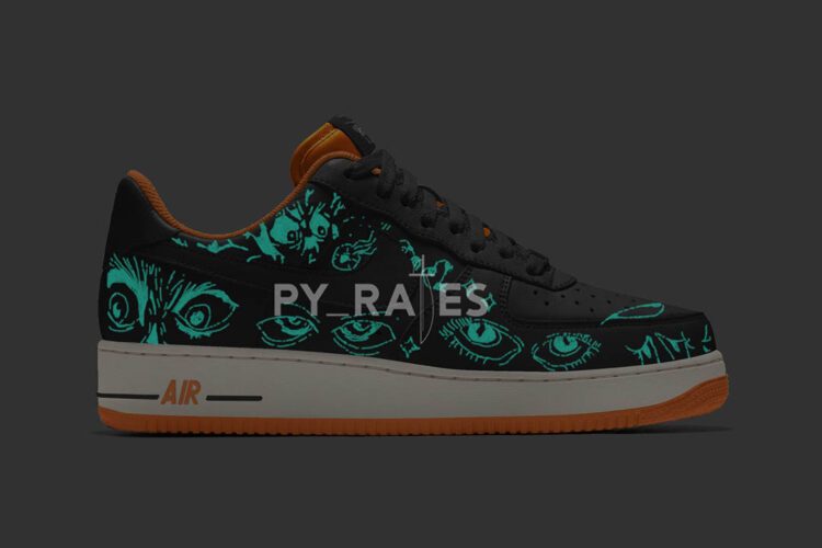 """By vic hood 01 april 2021 activision has confirmed a new call of duty will release in 2021 a new call of duty is officially in the works and will release in late 2021, activi. Nike Air Force 1 """"Halloween"""" 2021 Release Date   Nice Kicks"""