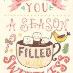 Cosas bonitas: Deseos navideños