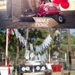 El picnic del osito Tedy: Amy Kummer