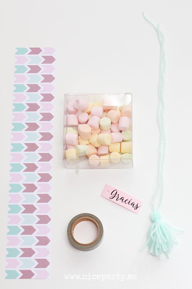 DIY cajitas de regalo para la profesora y los compañeros de clase (3)
