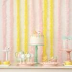 Inspiración fiestas infantiles: La fiesta del té