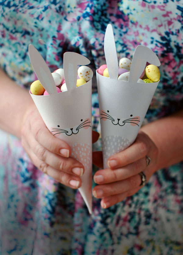 Easter-Bunny-printable-cones_via_We-Are_scout