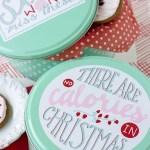 Cosas bonitas: En navidad no existen las calorías