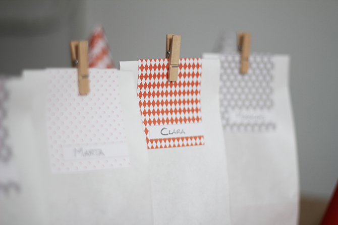 Nice Party: Pack de fiesta para imprimir cartelitos para bolsitas