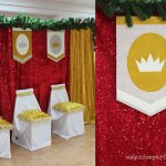 Decoración infantil: La fiesta de los Reyes Magos
