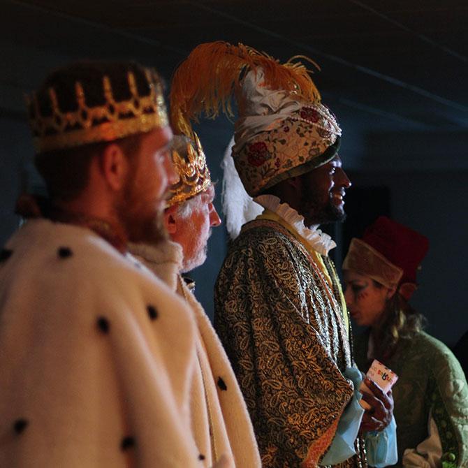 Nice Party: Decoración para la fiesta de Los Reyes Magos