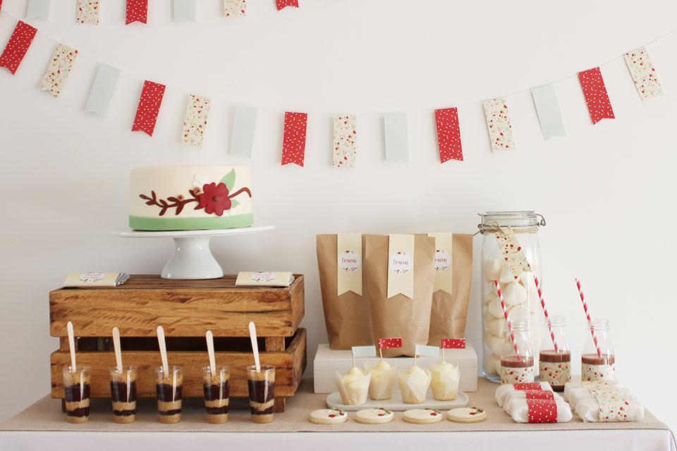 C mo preparar una mesa dulce para una primera comuni n - Preparar mesa dulce para comunion ...