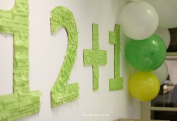 Nice Party: Idealista cumple 12+1 años