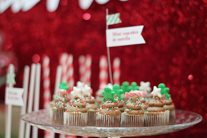 Nice Party: Merienda infantil de Navidad
