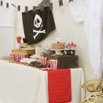 Nice Party: Una mesa dulce de piratas