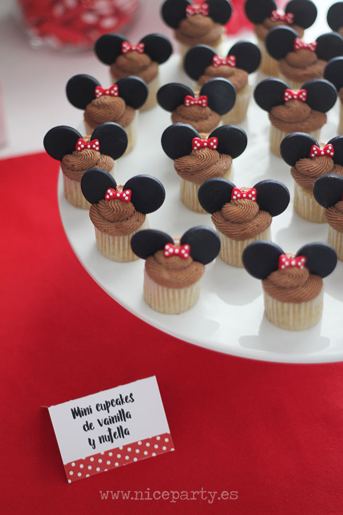 Nice Party mesa de dulces Minnie Mouse (6)