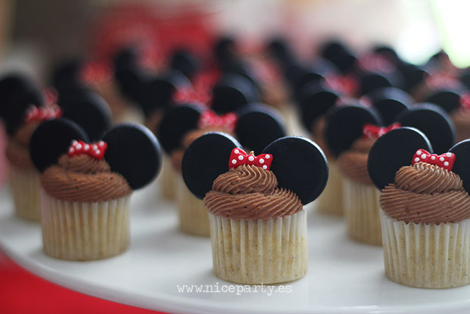 Nice Party mesa de dulces Minnie Mouse (7)