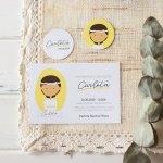 Recordatorios y láminas personalizadas de comunión