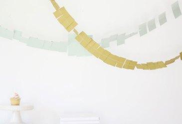Inspiración: Primer cumpleaños en blanco dorado y turquesa