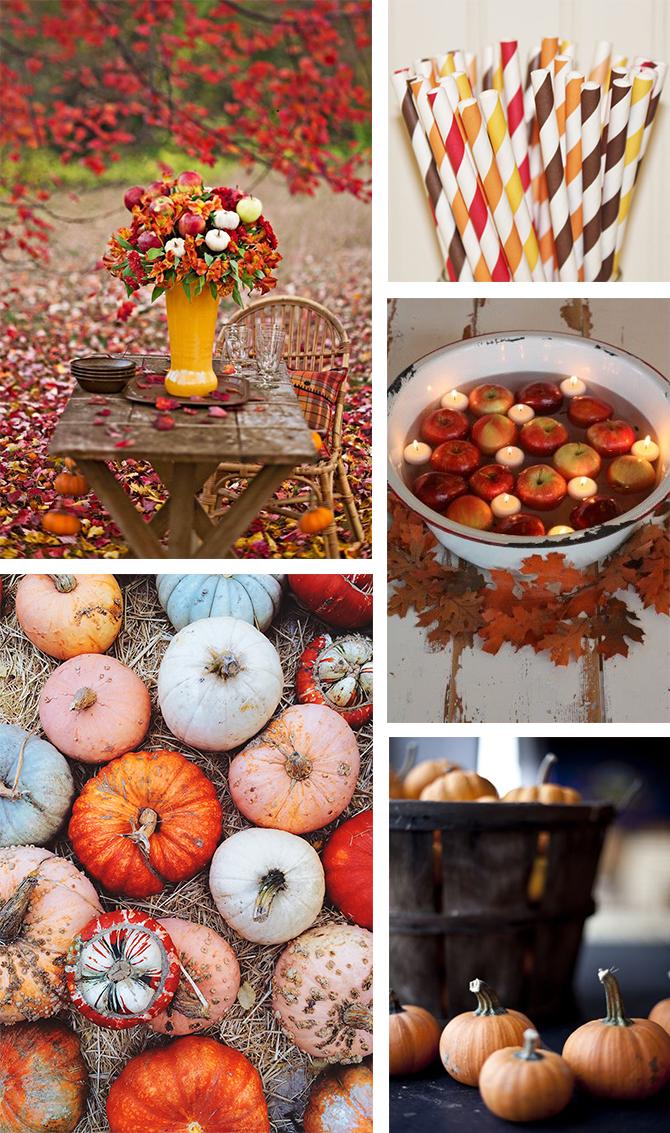 inspiración deco otoño Nice Party