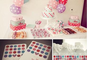 Inspiración: El primer cumpleaños de Abby y Elmo